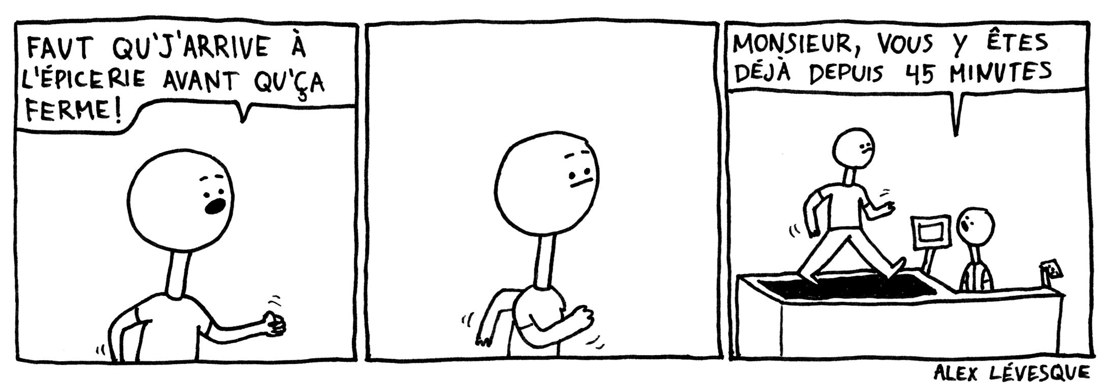 Épicerie