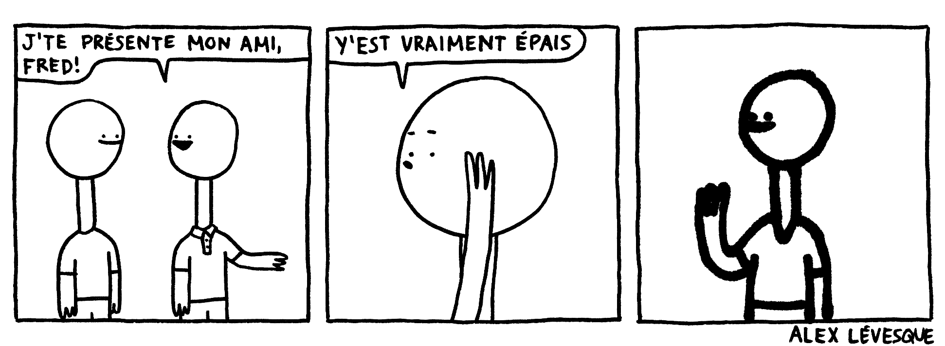 Épais