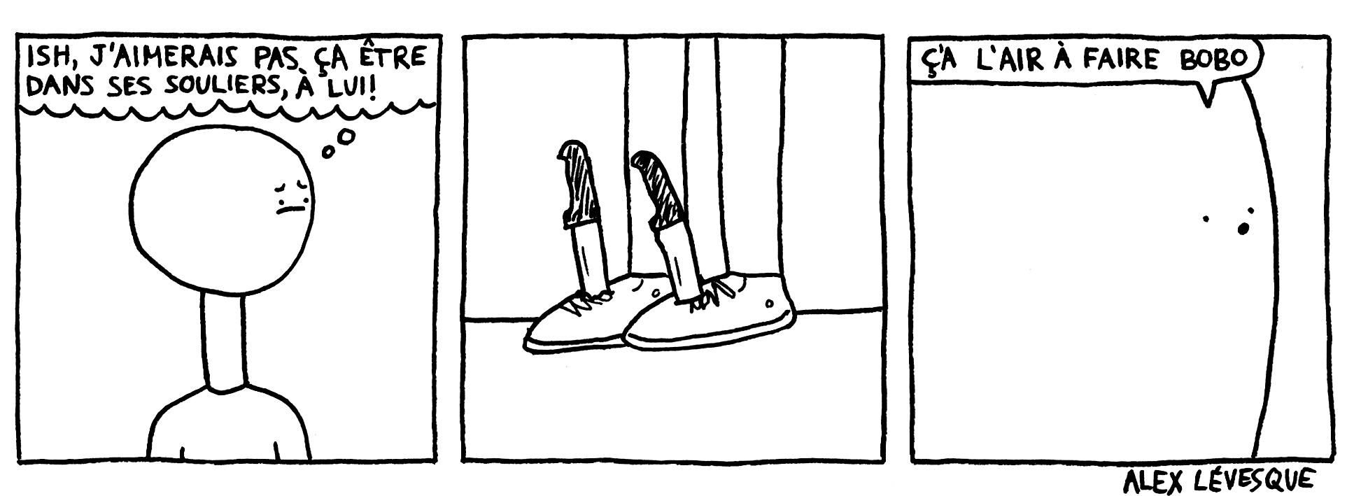 Ses souliers