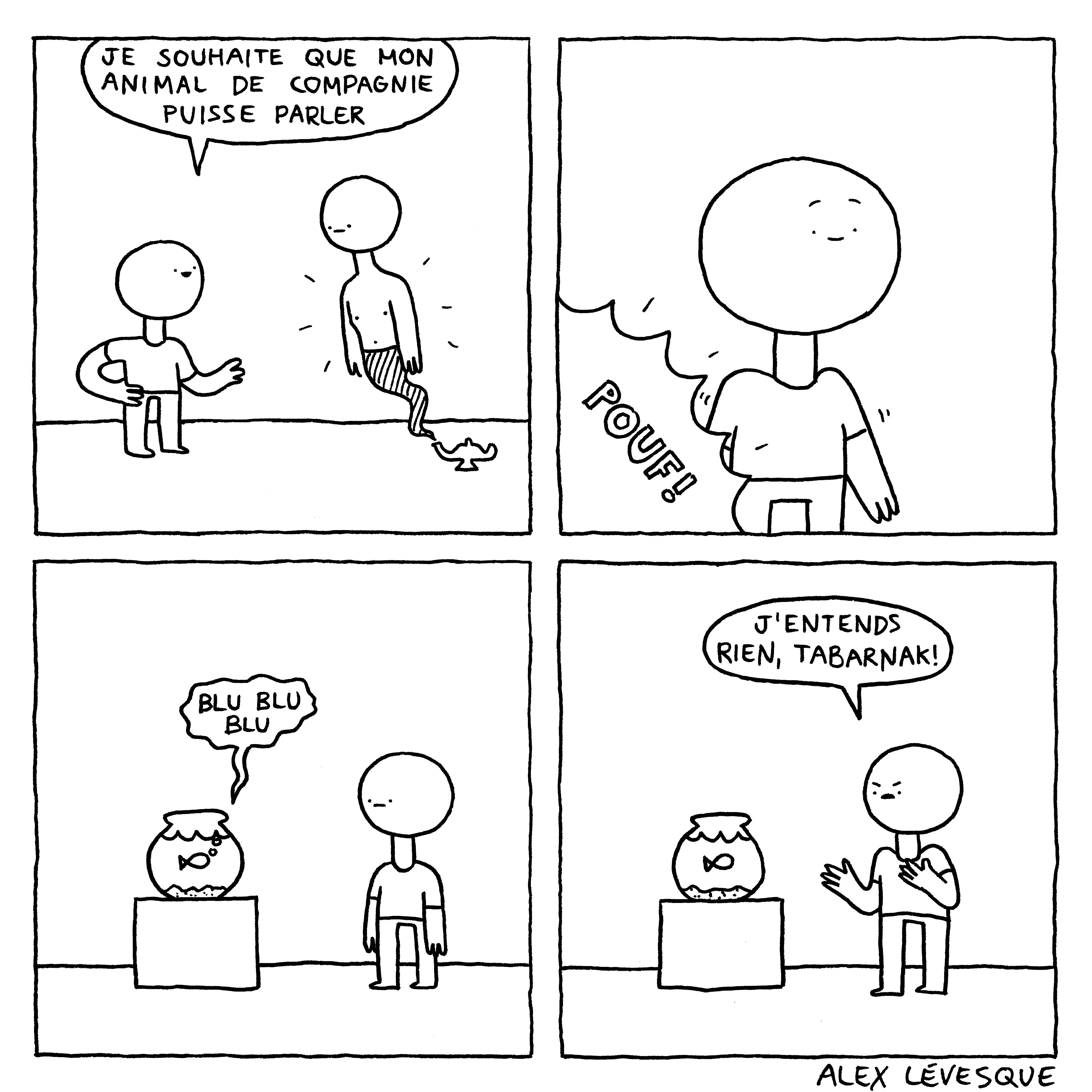 Animal qui parle